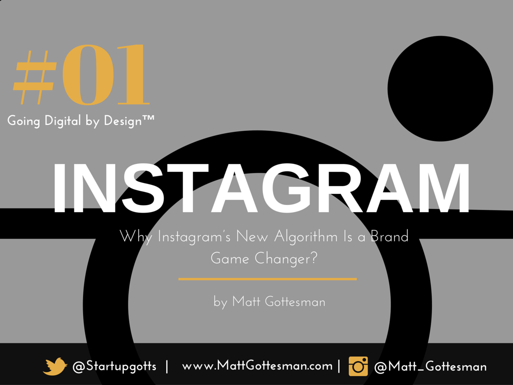 Why Instagram's New Algorithm Is a Brand Game Changer?