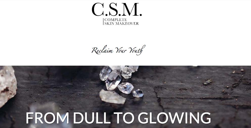 Complete Skin Makeover - CompleteSkinMakeover.com
