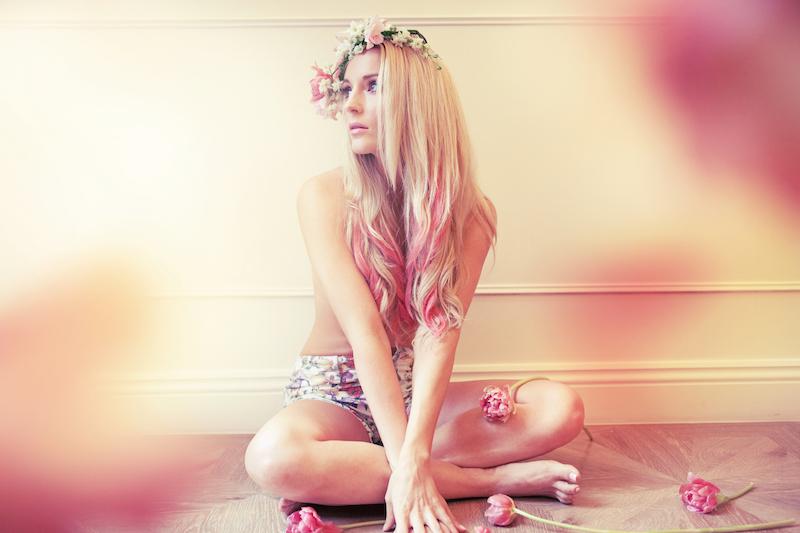 Lacey Jones - Flower Girl - Sunny Chan
