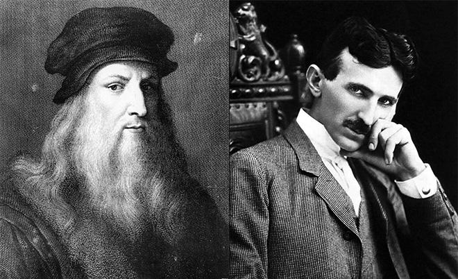 Da Vinci & Tesla