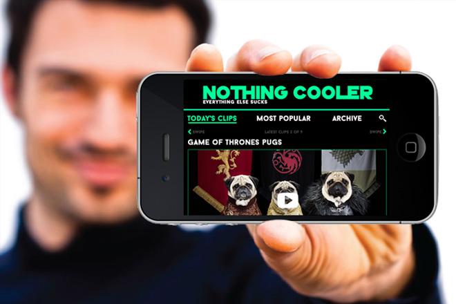 Alex Wain - Nothing Cooler - NothingCooler.com
