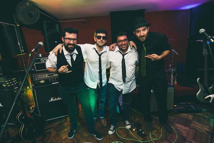 The Lesser Apes Band - Sergio Avendaño - HDGMagazine.com Interview