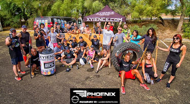 Lashay Marks - Phoenix Evolution OCR Training