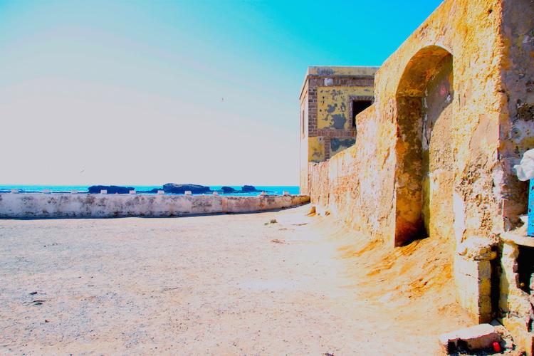 Morocco Coast Line - Brian Poli-Dixon