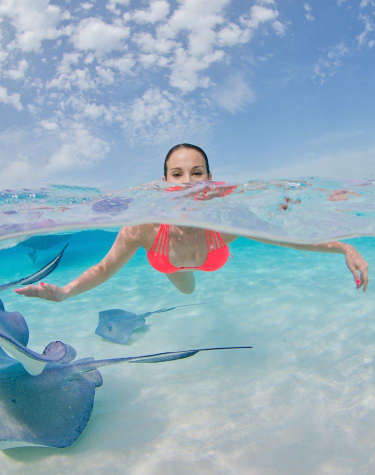 Christina Cindrich - Cayman Islands