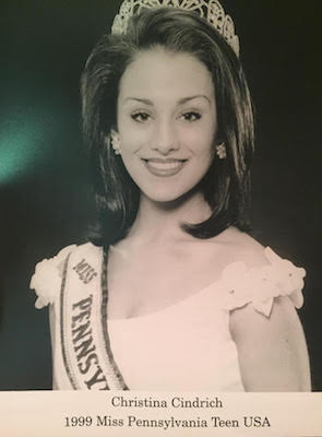 Miss Teen USA - Christina Cindrich