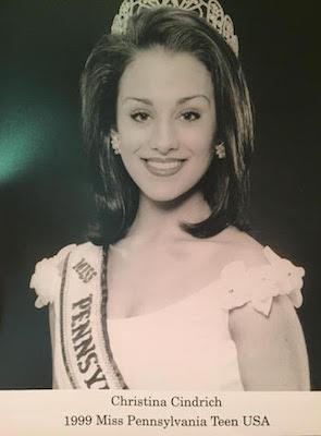 Miss Teen USA - Christina Cindrich