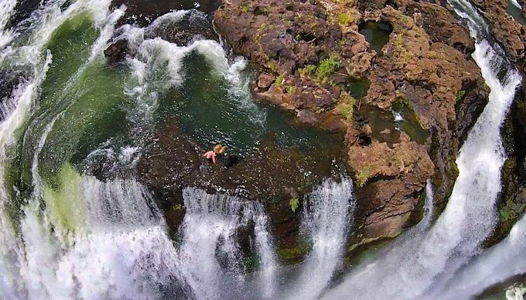 Christina Cindrich - Victoria Falls