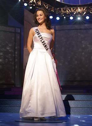 Miss Pennsylvania - Christina Cindrich - Miss Teen USA 1999