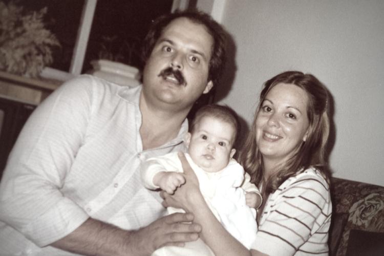 Fernanda & her parents